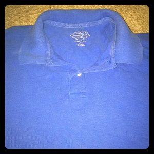 Men's St.Johns Bay Blue Polo